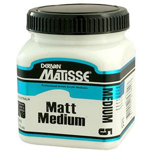Matisse - Matt Medium 250ml