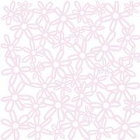 KI Memories - Glitter Lace - Bouquet soft