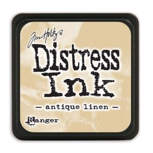 Tim Holtz Distress Ink - Mini Pad - Antique Linen