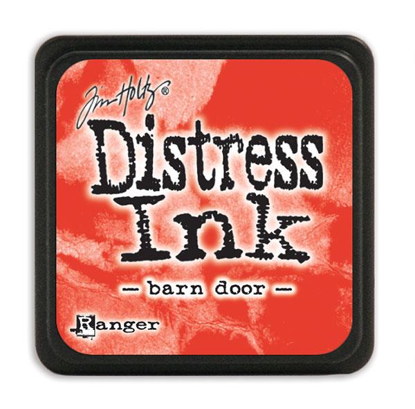 Tim Holtz Distress Ink - Mini Pad - Barn Door