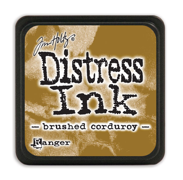 Tim Holtz Distress Ink - Mini Pad - Brushed Corduroy