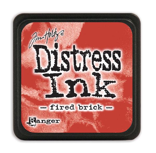 Tim Holtz Distress Ink - Mini Pad - Fired Brick