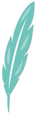 Kaisercraft Decorative Die - Feather