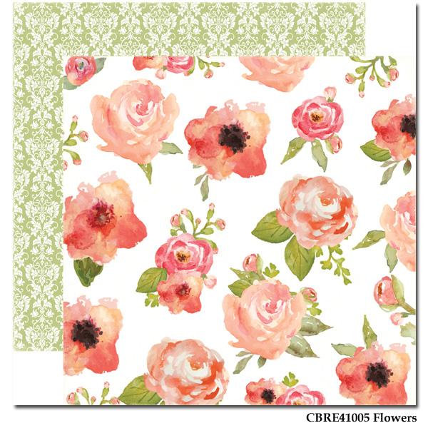 Rustic Elegance - Paper - Flowers