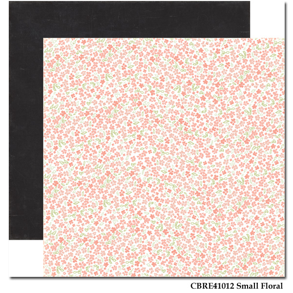 Rustic Elegance - Paper - Small Floral