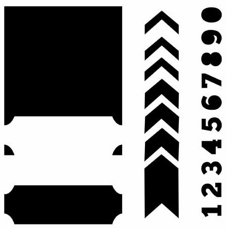 Crafters Workshop 6x6 - Mini Layered Tickets