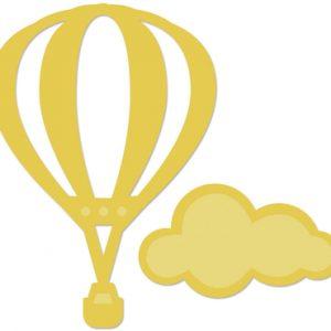 Kaisercraft Decorative Die - Hot Air Ballon