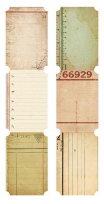 Kaisercraft Journal Tags