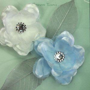 Wild Rose - White/Blue Pack