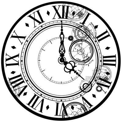 Kaisercraft - Time Machine - Acetate