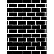 Darcie Embossing Folder - Brick