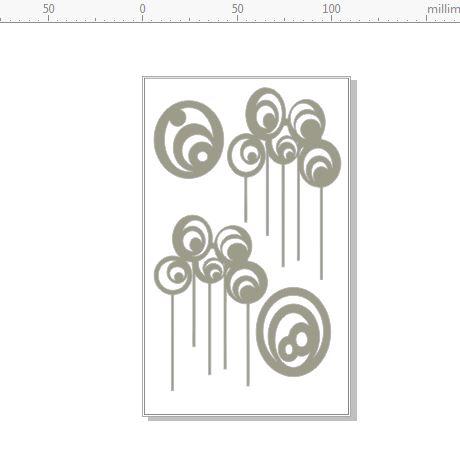 Memory Maze - Lollipop Circles