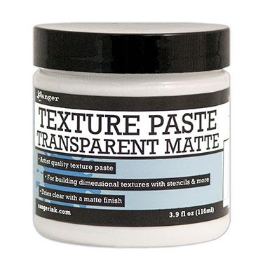 Ranger - Texture Paste Transparent - Matte