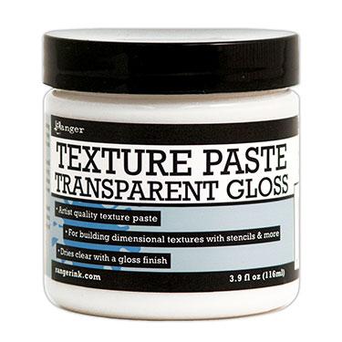 Ranger - Texture Paste Transparent - Gloss
