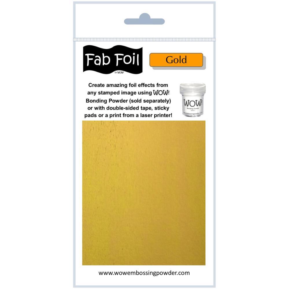 Fab Foil - Gold