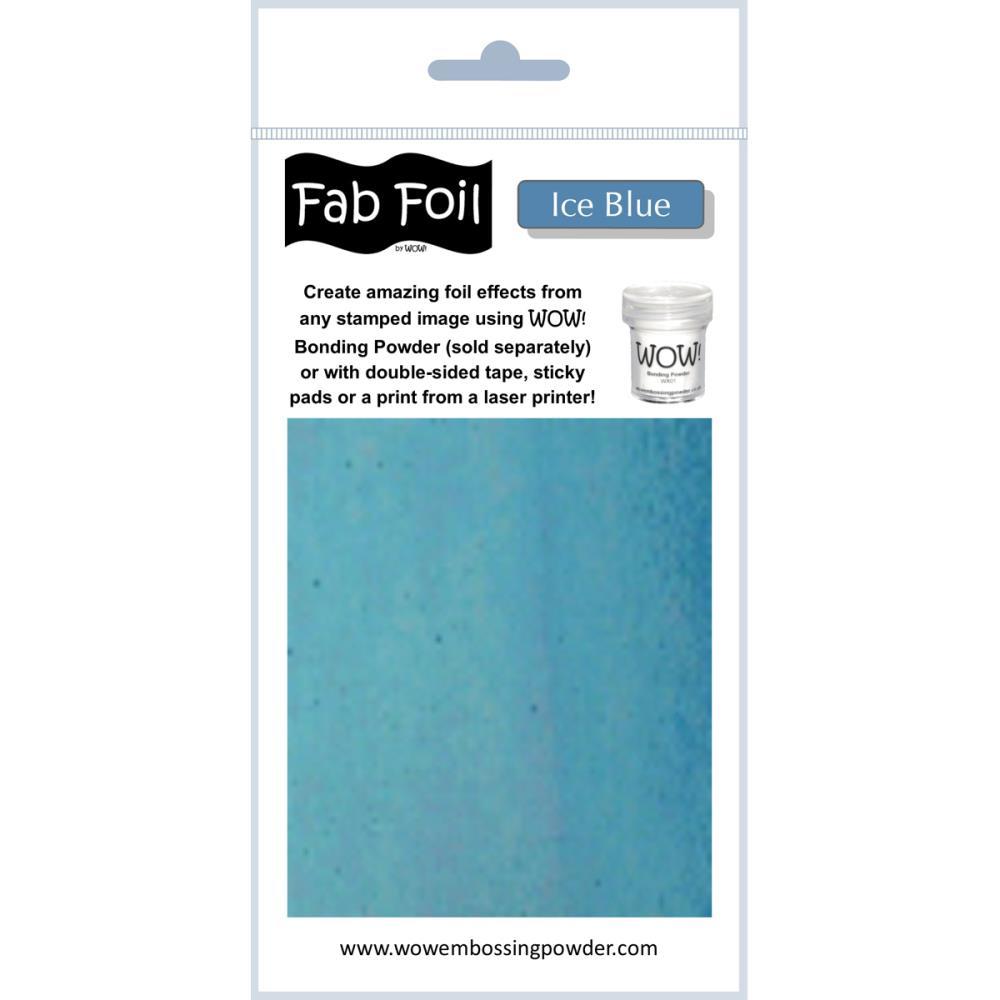 Fab Foil - Ice Blue