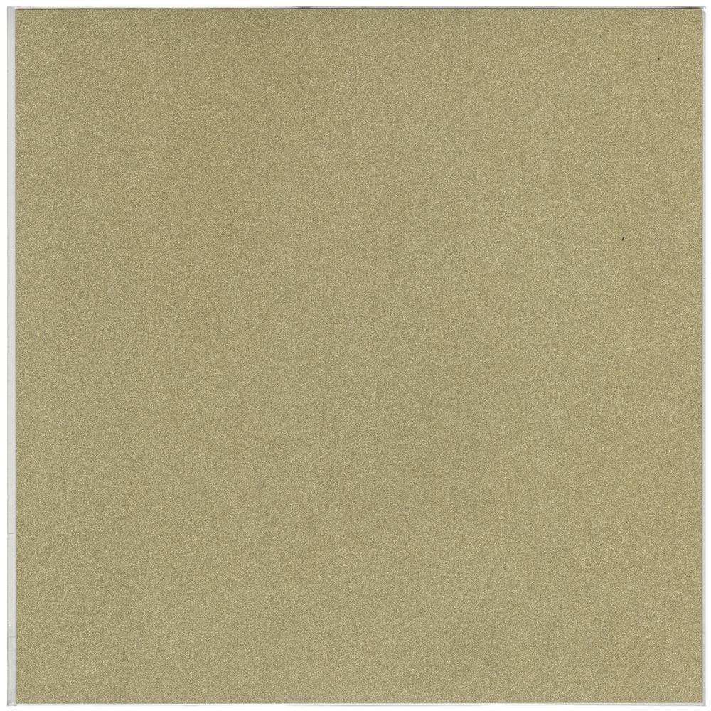 POW Glitter Paper- Gold