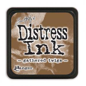 Tim Holtz Distress Ink - Mini Pad - Gathered Twigs