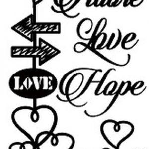 Memory Maze - Adore, love, Hope & Hearts