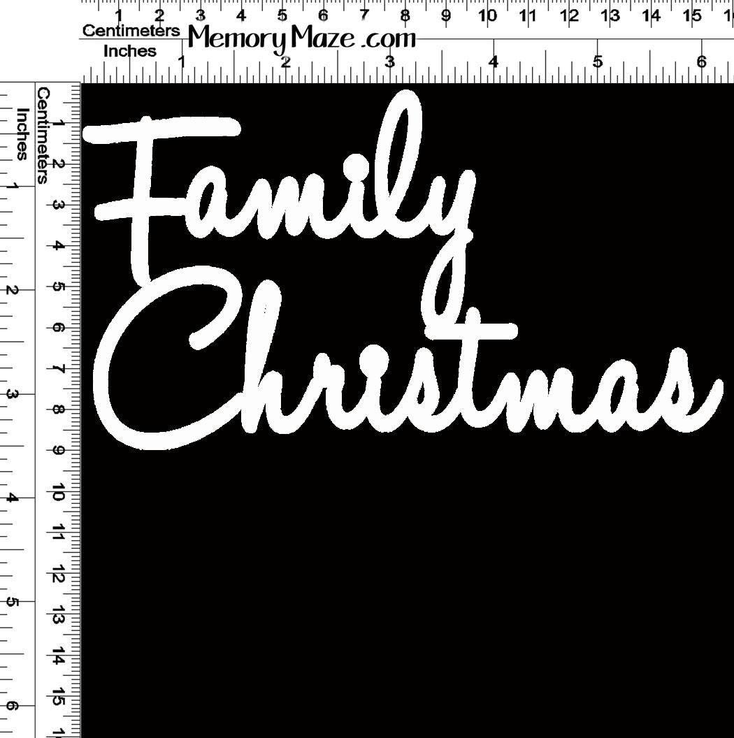 Memory Maze - Family Christmas
