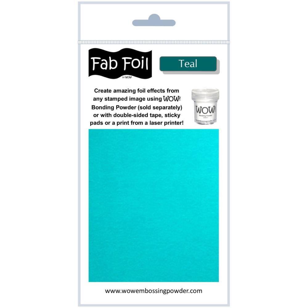 Fab Foil - Teal