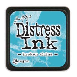 Tim Holtz Distress Ink - Mini Pad - Broken China