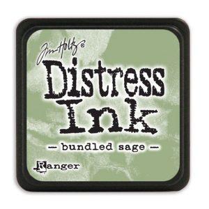 Tim Holtz Distress Ink - Mini Pad - Bundled Sage