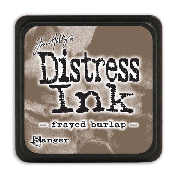 Tim Holtz Distress Ink - Mini Pad - Frayed Burlap