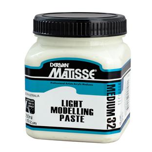 Matisse Light Modelling Paste