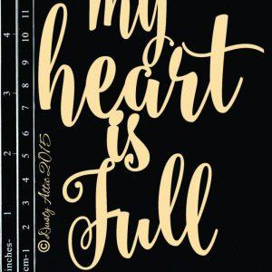 Dusty Attic - My Heart is Full