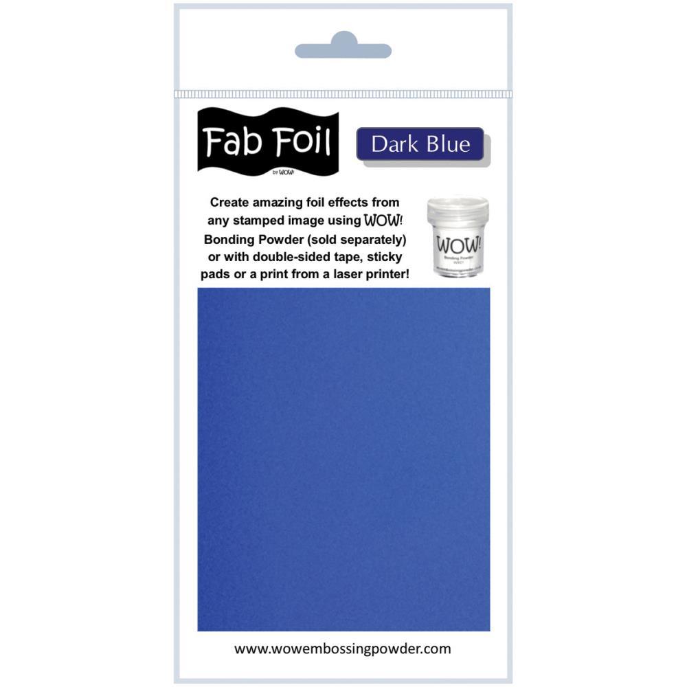 Fab Foil - Blue