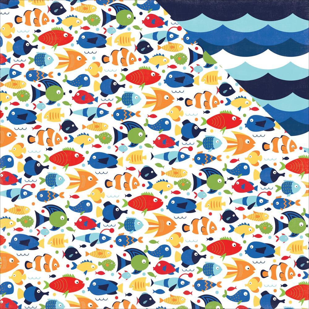 Echo Park - Under the Sea - Paper - Aquatic Fun