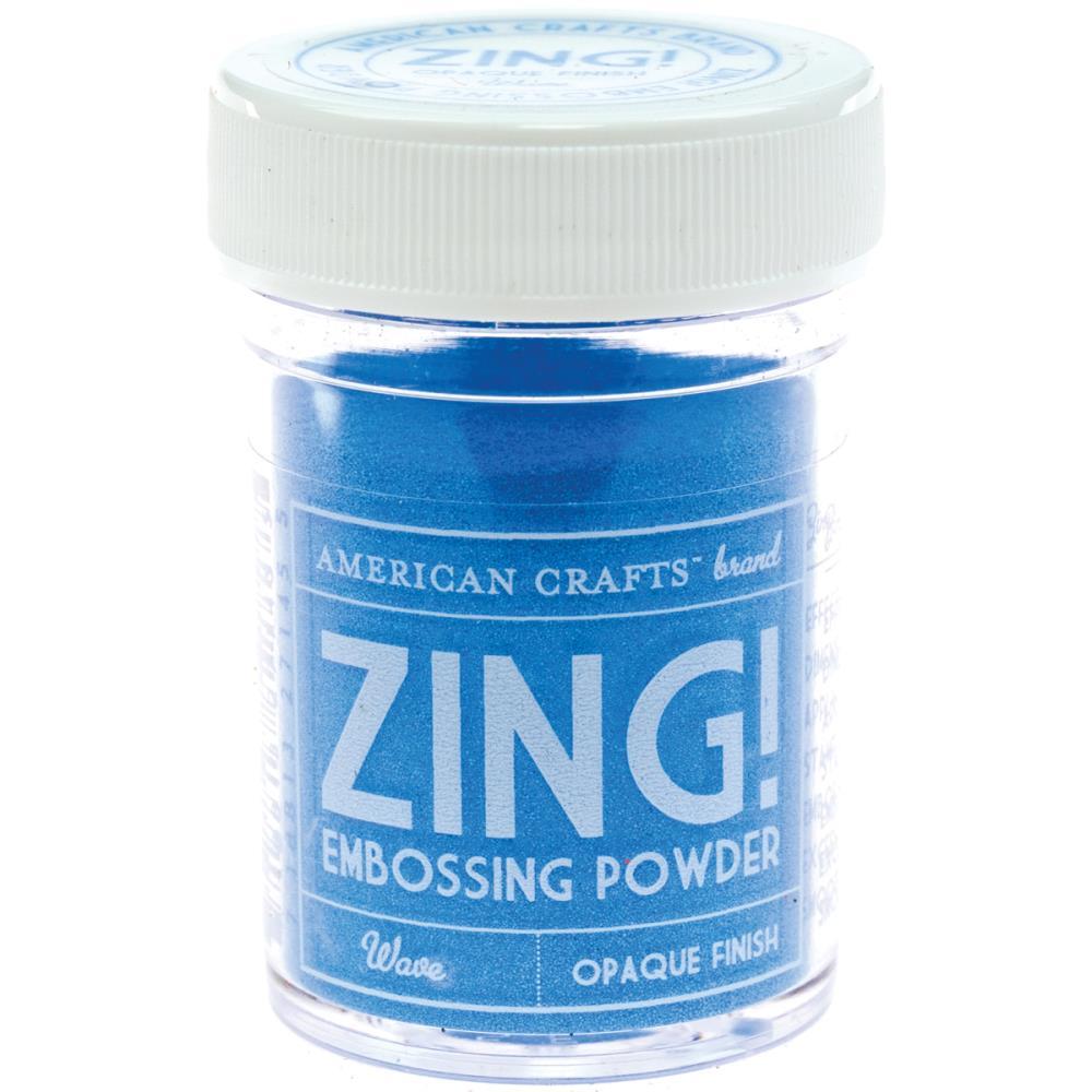 Zing Opaque Embossing Powder - Wave