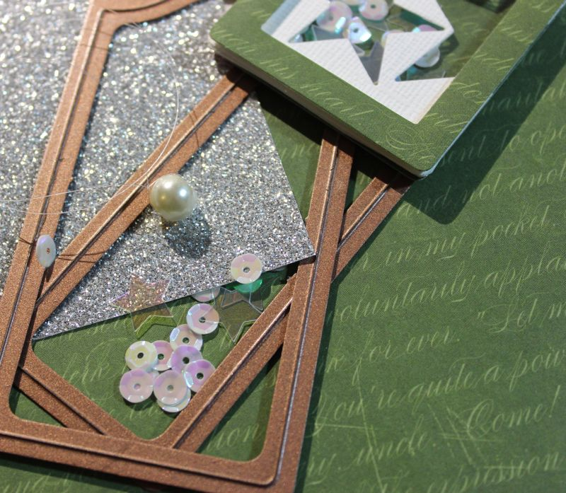November Shaker Tags and Cards Class