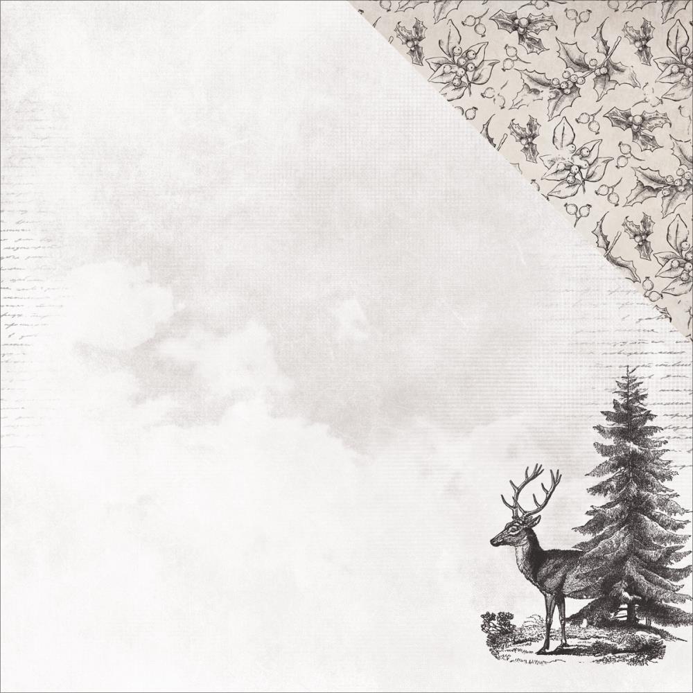 Kaisercraft  Christmas Edition - Paper - Christmas Tree