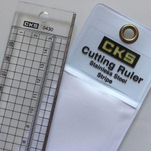 CKS Cutting Ruler 30cm