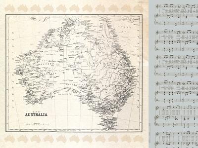 Kaisercraft - Open Road - Paper - Atlas