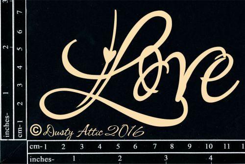 Dusty Attic - Love #2