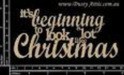 Dusty Attic - It's beginning to look a lot like Christmas