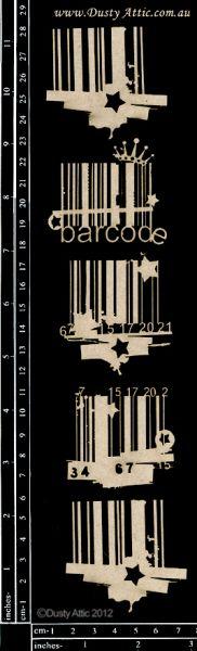 Dusty Attic - Barcodes