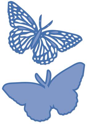 Kaisercraft Decorative Die - Butterflies
