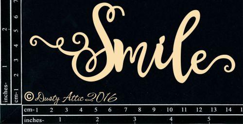 Dusty Attic - Smile