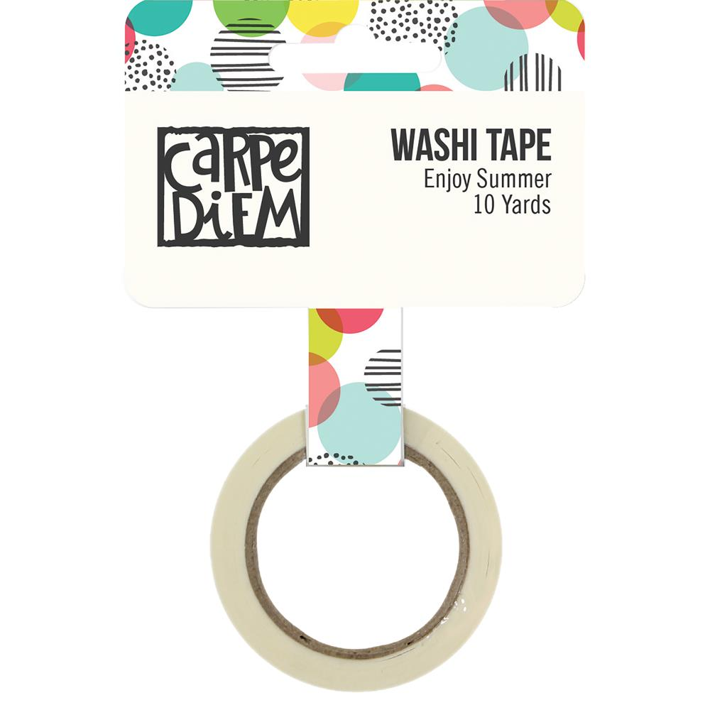 Simple Stories - Hello Summer - Washi Tape
