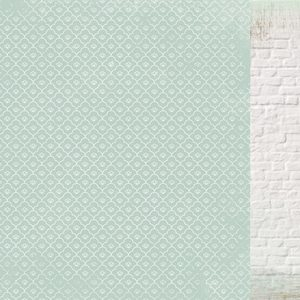 Kaisercraft - Memory Lane - Paper - Mint Blush