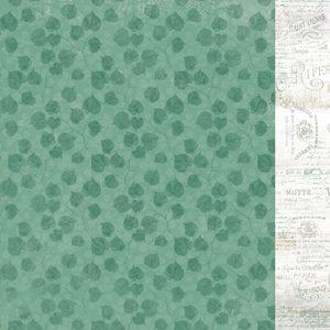 Kaisercraft - Memory Lane - Paper - Jade Jewel