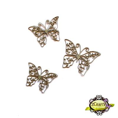 2Crafty - Fine & Fancy Butterfly Set