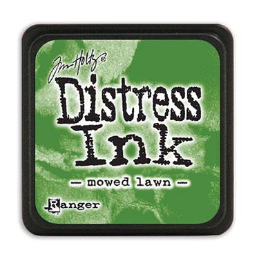 Tim Holtz Distress Ink - Mini Pad - Mowed Lawn