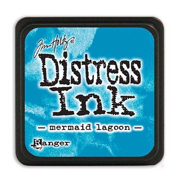 Tim Holtz Distress Ink - Mini Pad - Mermaid Lagoon