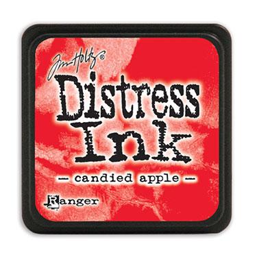 Tim Holtz Distress Ink - Mini Pad - Candied Apple