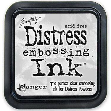 Tim Holtz Distress Ink - Embossing Ink